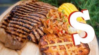 BBQ COLA STEAK RECIPE – SORTED