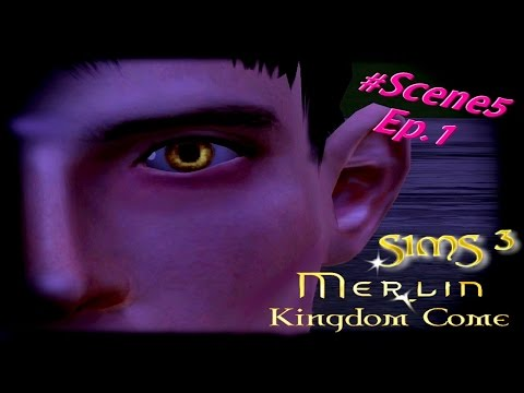 [Sims 3] Merlin 6: Kingdom Come | Ep. 1: Rise and Shine | #5 [Subtitles]