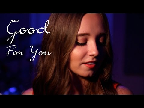 Good For You - Selena Gomez (ft ASAP Rocky) | Cover by Ali Brustofski (Music Video)