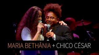 """Maria Bethânia e Chico César - """"Dona do Dom"""" (Ao Vivo) - Noite Luzidia"""