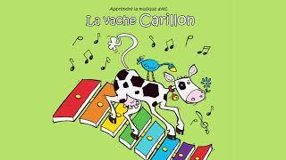 Apprendre la musique avec La vache Carillon