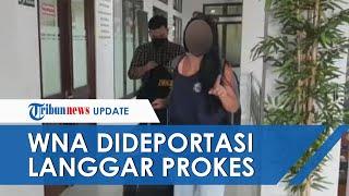 Enggan Isolasi hingga Kabur Langgar Prokes, WN Rusia Perempuan Kini Dideportasi dari Indonesia