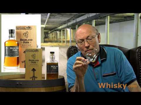 Whisky Review/Tasting: Highland Park Sigurd