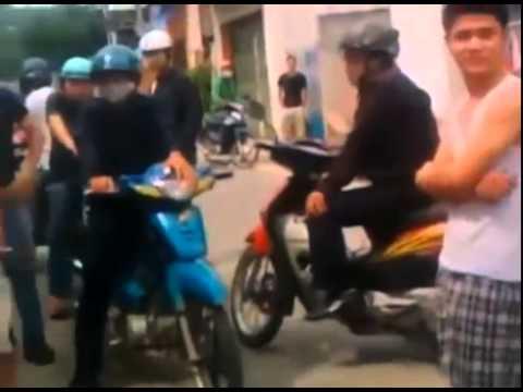 Người Sài Gòn Bắt trộm nhưng không đánh, lại cho uống nước.