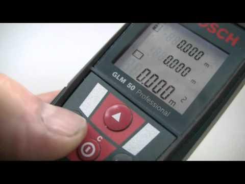 GLM 50 C Professional Bosch Laser Rangefinders