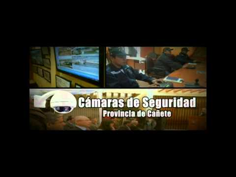 SPOT CAMARAS DE SEGURIDAD CAÑETE