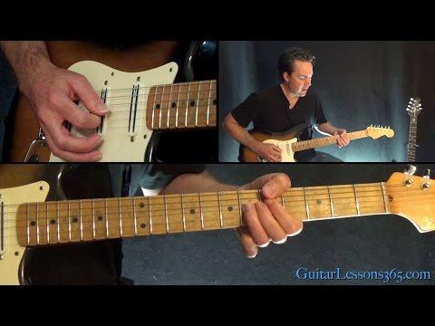 Free Bird Instrumental Guitar Lesson - Lynyrd Skynyrd