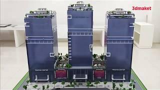 3D MAKET video