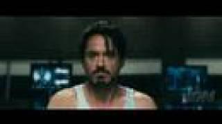Iron Man Teaser Trailer (NEW)