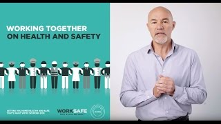 Health & Safety at Work Act Presentation - Gordon MacDonald, Chief Executive, WorkSafe New Zealand