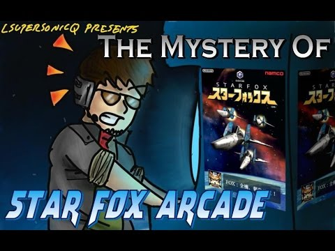 The Mystery of Star Fox Arcade (Canceled, 2002) | LSuperSonicQ