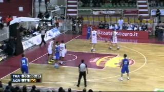 preview picture of video 'LIGHTHOUSE TRAPANI vs FORTITUDO AGRIGENTO'