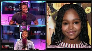 Lidya Jewett On Inside Black Actors Studio