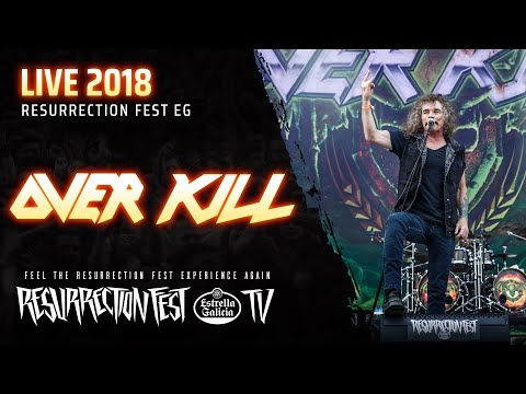 Overkill - Elimination (Live at Resurrection Fest EG 2018)