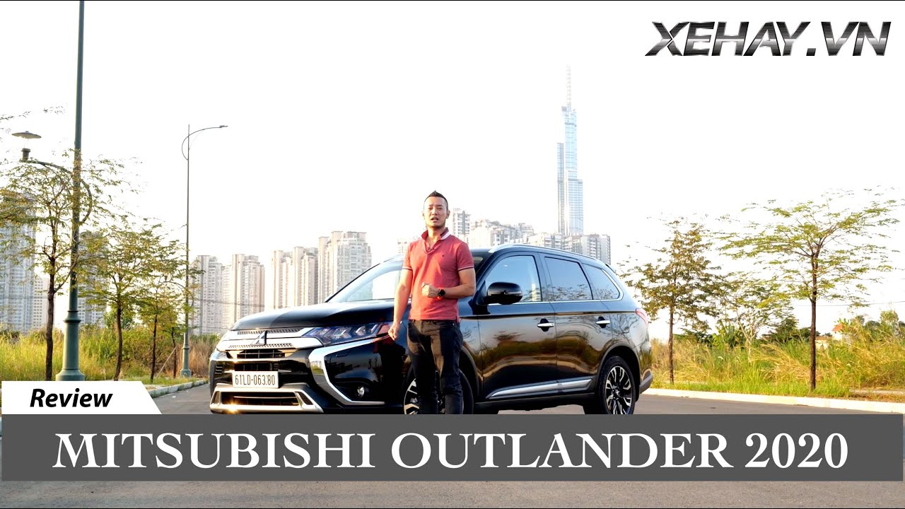 Mổ xẻ Mitsubishi Outlander 2020 nâng cấp cực chất, giá từ 825 triệu (Đt: 0948.960.069-Ms.Nhung)
