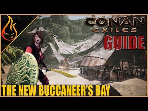 New Buccaneers Bay Guide Conan Exiles 2019 PTR Content
