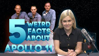 True Stories about the Apollo 11 Moon Landing