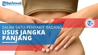 Crohn's Disease, Salah Satu Penyakit Radang Usus dan Merupakan Kondisi Jangka Panjang