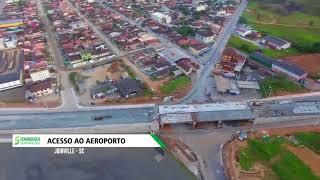 Viaduto Aeroporto Joinville