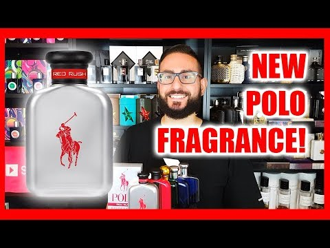 Ralph Lauren Polo Red Rush Cologne / Fragrance Review