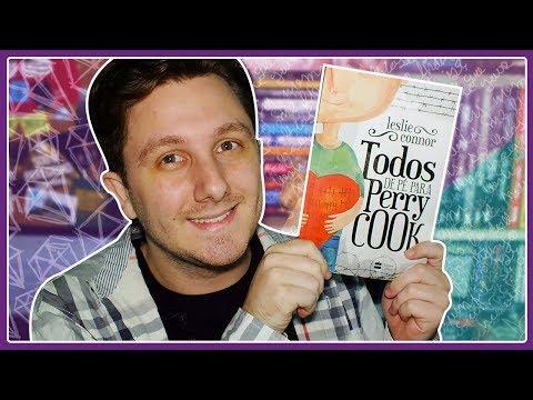 Todos de pé para Perry Cook e o poder do amor | MEROS DEVANEIOS