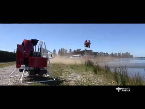 New Zealand-Made Jetpacks Get Ready For Public Demonstration
