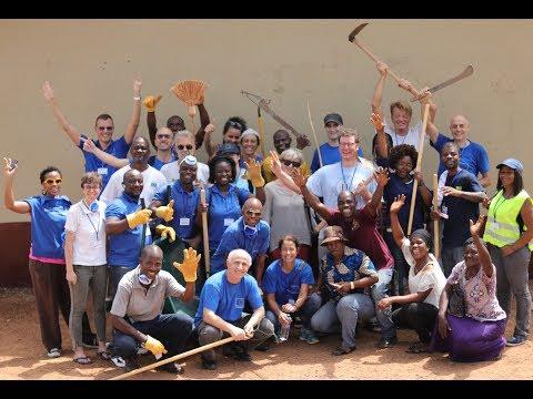 EU Delegation Liberia's got talent!