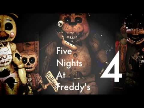 Steam Community :: Video :: Five Nights at Freddy's 4 official trailer 2016  (Fan-made)
