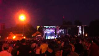TV On The Radio - Caffeinated Consciousness (Pitchfork Festival 2011)