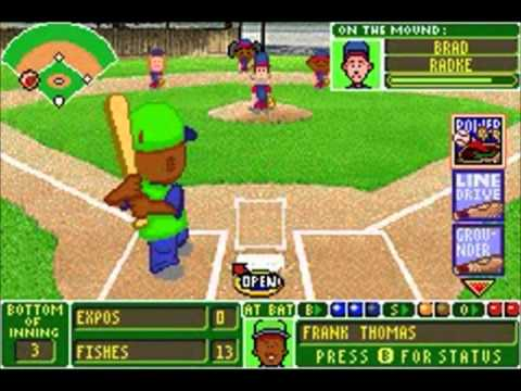 Backyard Baseball (U)(Venom) ROM