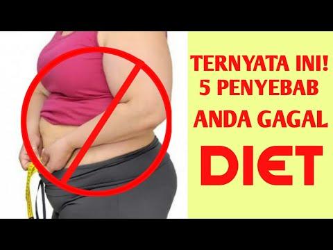 Otot dan lemak untuk menurunkan berat badan