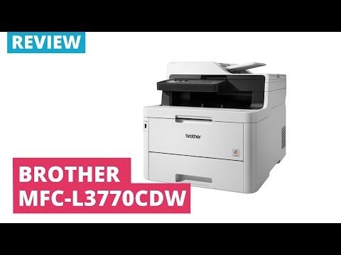 Printerland Review: Brother MFC-L3770CDW A4 Colour Multifunction LED Laser Printer