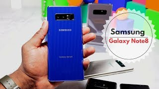 Samsung Galaxy Note8: The Note is Back!!!!