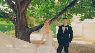 Arsen + Anais Wedding Highlights at Palladio Hall st Leon's Church and Caltech University