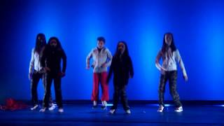 Hip Hop Show - coreografia di Giorgio Valazza - Accademia Danza Aosta - Video Production Omage