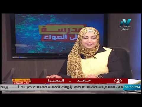 رياضيات لغات الصف الثالث الاعدادي 2020 (ترم 2) الحلقة2 | دروس قناة مصر التعليمية ( مدرسة على الهواء )  | الرياضيات الصف الثالث الاعدادى الترم الثانى | طالب اون لاين