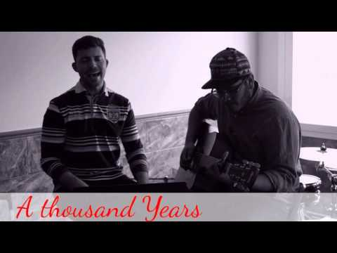 A thousand years (cover)