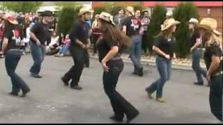Long Neck Bottle Line Dance