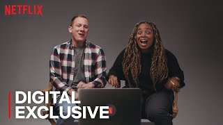 Netflix Employees React To... That Gerald