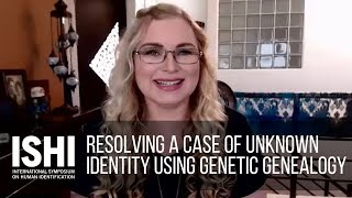 The Foundling - Resolving A Case Of Unknown Identity Through The Use Of Genetic Genealogy