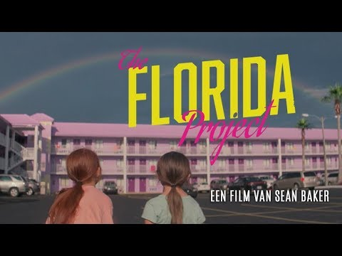 """The Florida Project"" in Filmtheater Het Zeepaard"