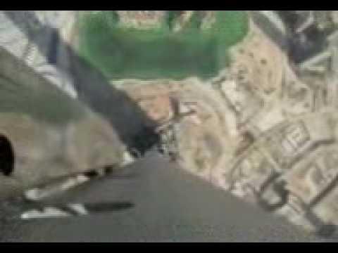 مصور من أعلى ناطحه سحاب في العالم ||~