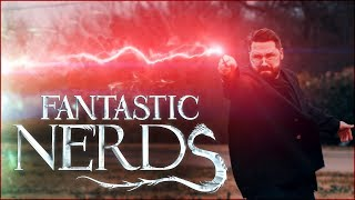 Fantastic Beasts SPELL EFFECT in After Effects