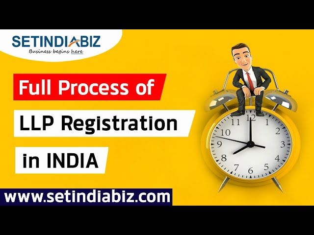 Process of LLP Registration Video