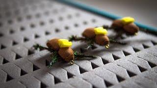 Как связать майского жука для нахлыста