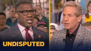 Skip Bayless & Shannon Sharpe react to news of Kobe Bryant's passing | UNDISPUTED | LIVE FROM MIAMI