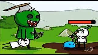Stickman and Gun 2 #3 Детский игровой мультик для детей Пистолет пулемет 2