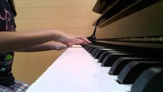 Paparazzi   Greyson Chance (Piano Cover)