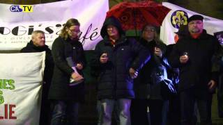 preview picture of video 'Castrop-Rauxel - Lichter der Solidarität'