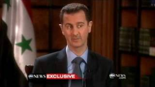 Nightline 12/07: Syrian President Assad Sits Down With Nightline Full Episode - Nightline - ABC News